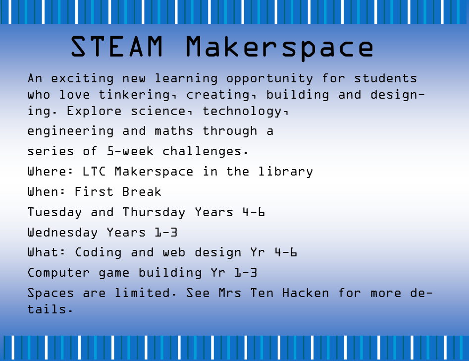 STEAM Makerspace