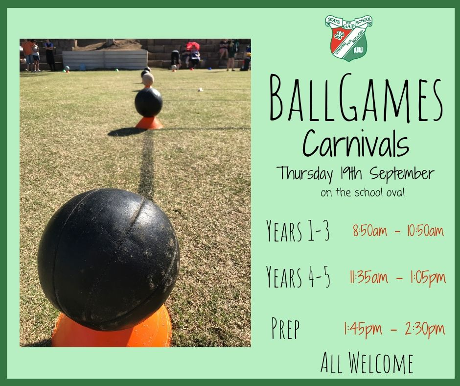 Ball Games Carnivals